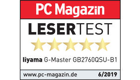 PC Magazin 06/2019 DE GB2760QSU-B1