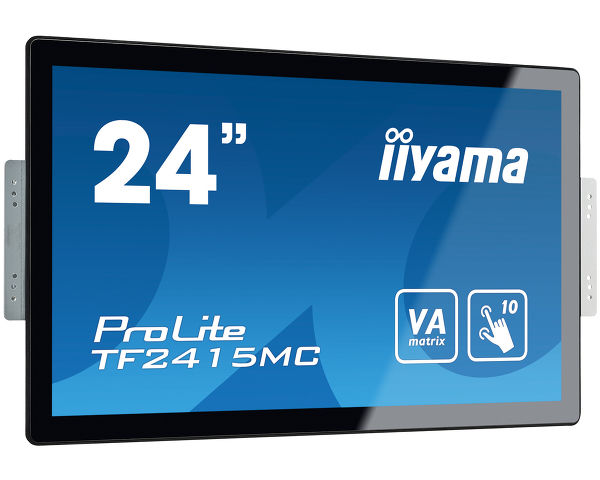 ProLite TF2415MC-B2 - Open Frame PCAP 10 point touch screen equipped with touch through glass function