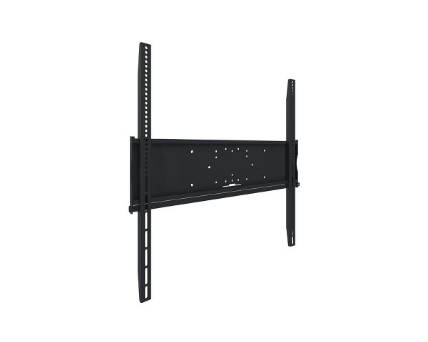 "MD 052B2040 - Universal wall mount for 86""-98"" large format displays in portrait , max 800x900mm. 125kg"