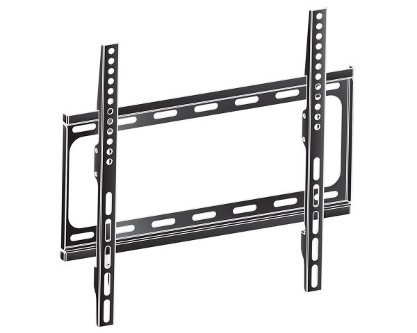 WM1044-B1 - Extra safe wall mount for screens 26-55 inch, up to VESA 400x400mm, max 30kg