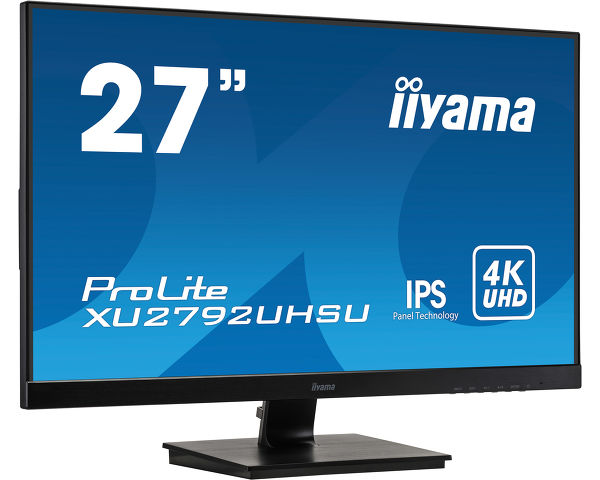 "ProLite XU2792UHSU-B1 - Pantalla con panel IPS de 27"" y resolución 4K"