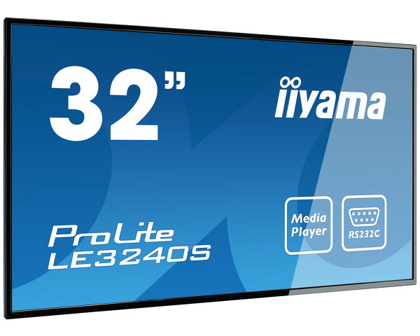 "ProLite LE3240S-B2 - ProLite LE3240S - a 32"" Full HD professional large format display"