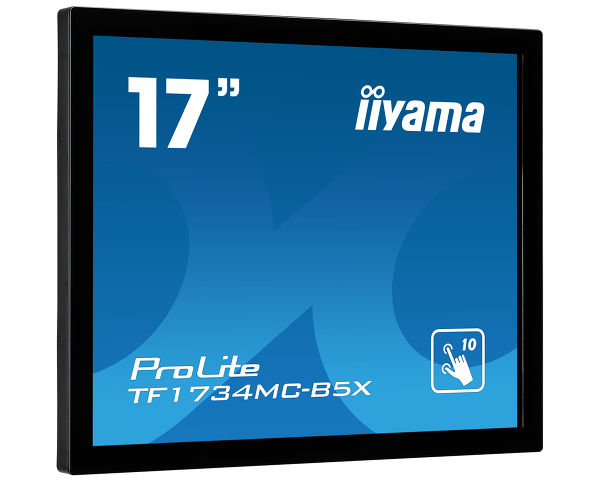 ProLite TF1734MC-B5X - 17'' open frame 10pt touch monitor