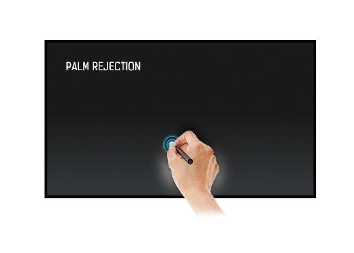 PALM REJECTION FUNCTION