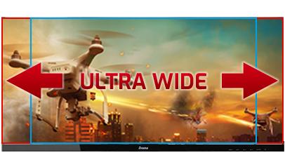 ULTRA WIDE - UWQHD