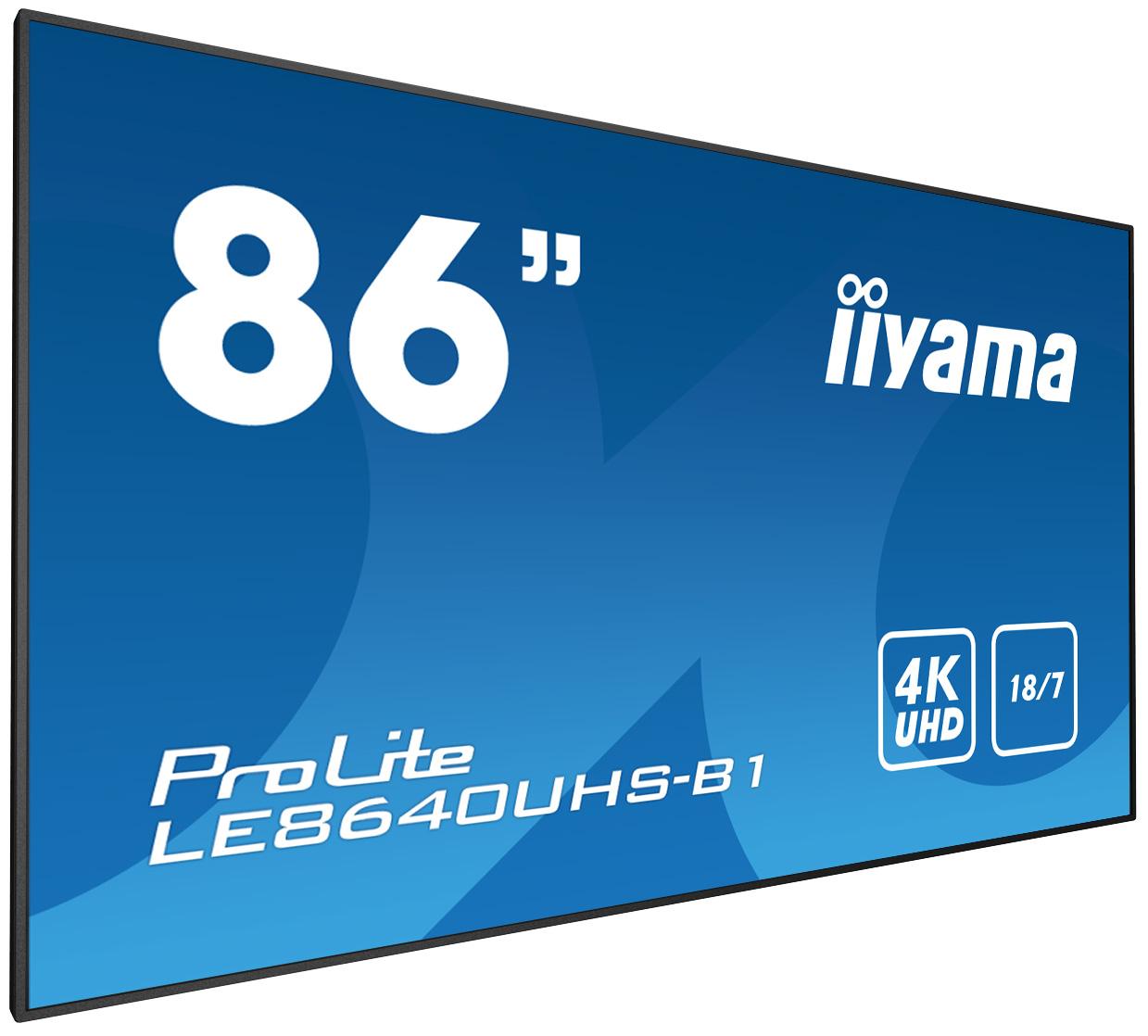 iiyama - ProLite LE8640UHS-B1