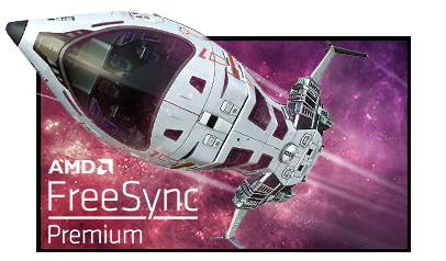 FreeSync™ Premium Technology